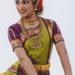 Bharatanatyam Costume Color Combinations kids