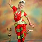 Bharatanatyam Costume Color Combinations