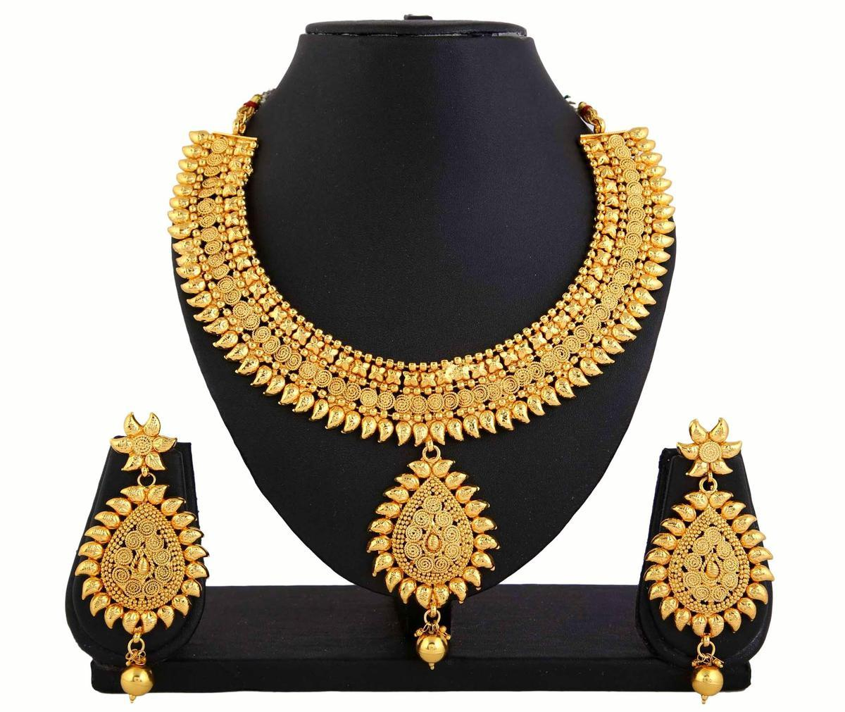 indian jewelry necklace sets images
