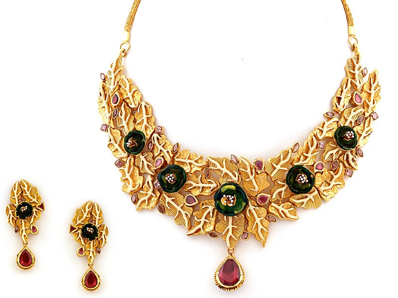Best Necklace Designs Idea | Top Necklaces Design Ideas