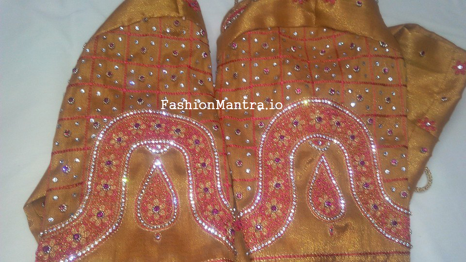 Vanki Blouse Designs