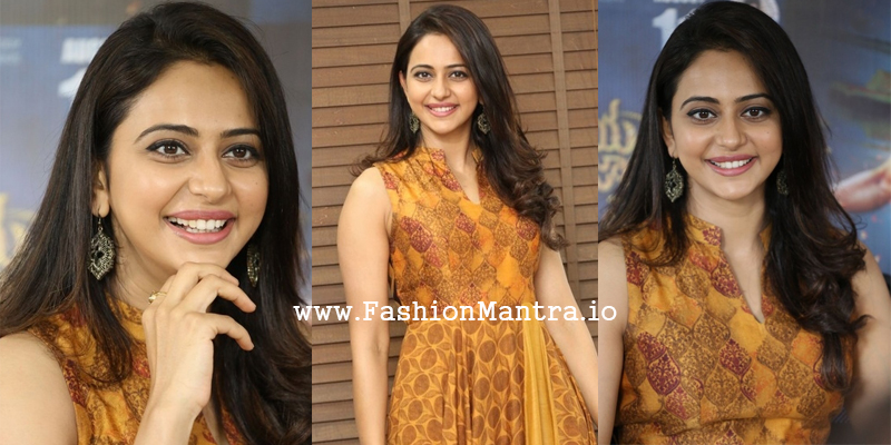 Rakul Preet Singh at Jaya janaki Nayaka Promotions photo