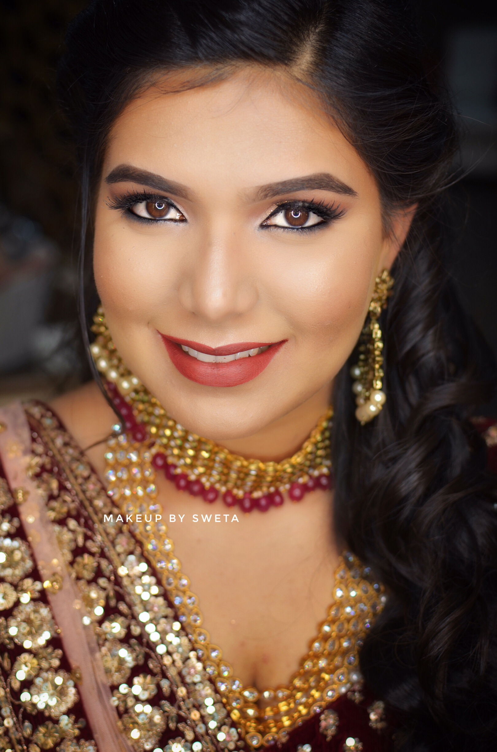 Makeup by Sweta |  Makeup Artist in Bangalore