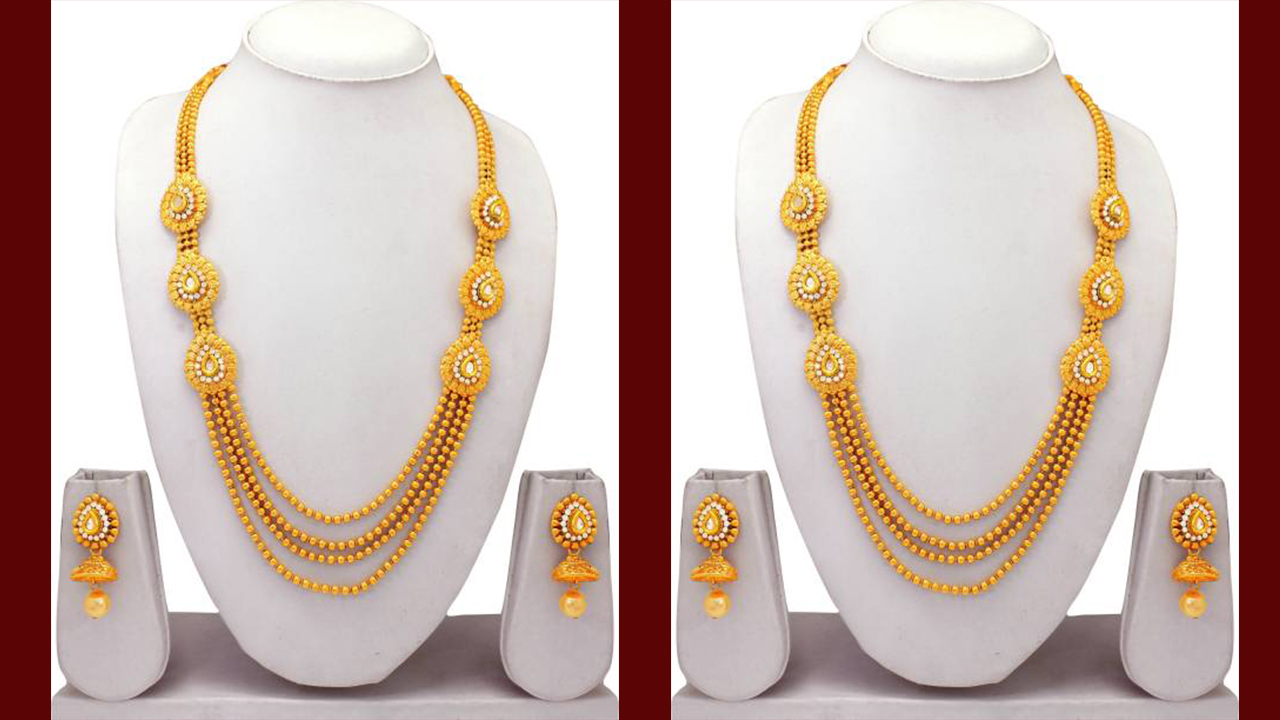 Top Ball Shape Necklace Designs