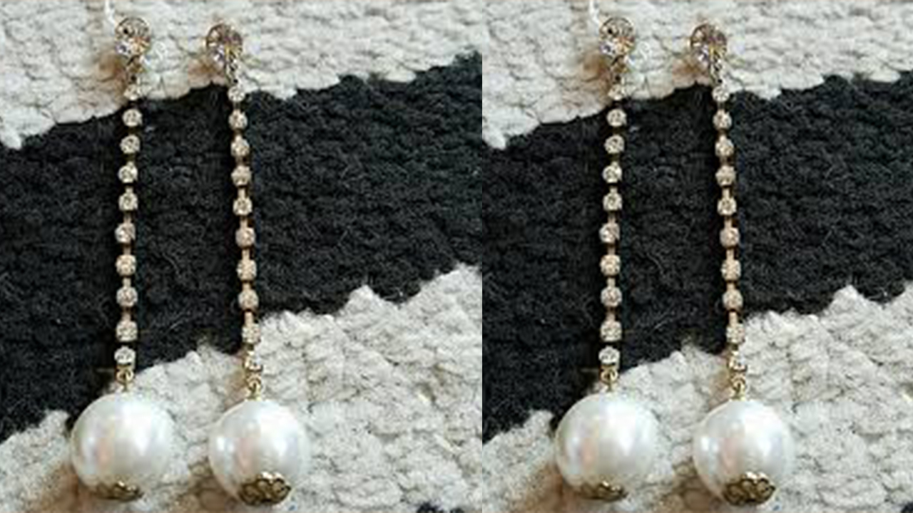 Pearls Earring Designs