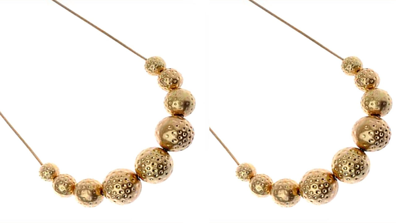 Ball Shape Jewellery Designs