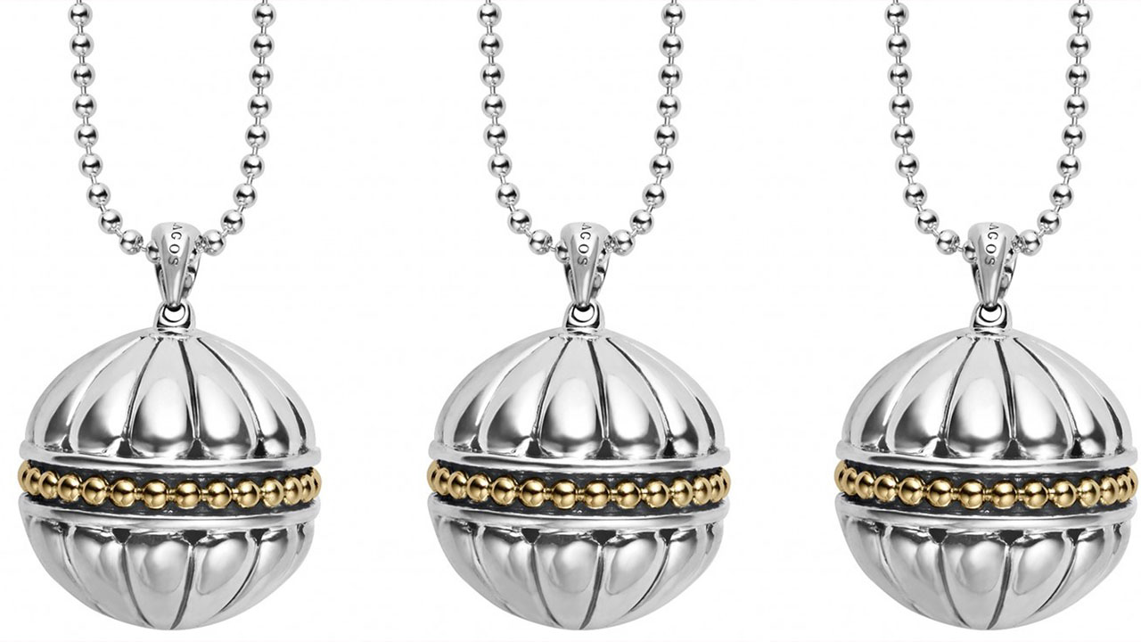 Lockets In Ball Shape Designs