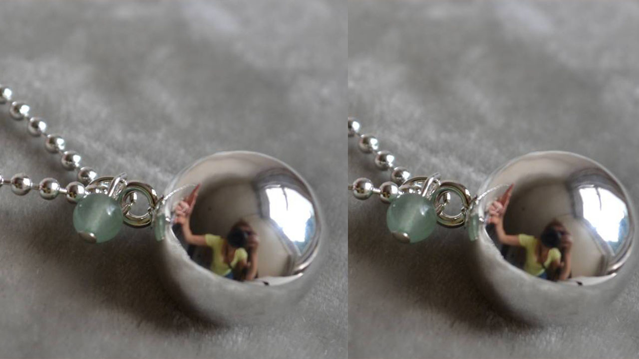 Lockets In Ball Shape