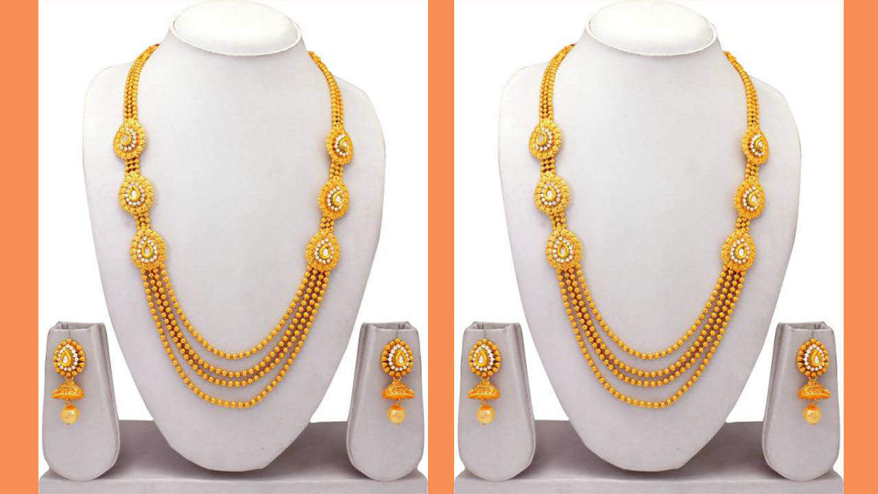 Top Ball Shape Jewellery Designs