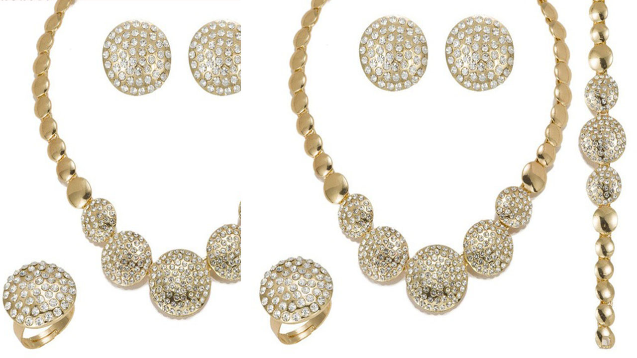 Stylish Ball Shape Jewellery Designs