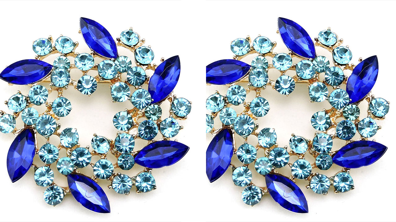 Different Brooch Designs | Stylish Brooches