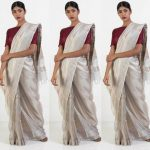 Latest Jute Sarees
