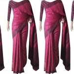 Stylish Jute Sarees