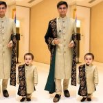 Best Traditional Same Dresses Father And Son