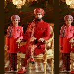 Stylish Traditional Same Dresses Father And Son