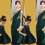 Casual Wear Mother And Daughter | Different Dresses In Mother And Daughter