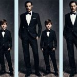 Best Western Dresses In Father And Son