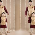 Best Indian Ethnic Wear Father And Son