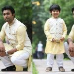 Top Father And Son In Ethnic Wear