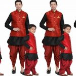 Latest Indian Ethnic Wear Father And Son