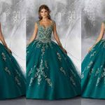Latest Blue Color Long Netted Frocks