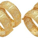 Best Golden Jali Bangles