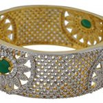 Top Golden Jali Bangles