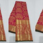 Pink Color Kanchivaram Sarees