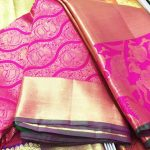 Best Pink Color Kanchivaram Sarees