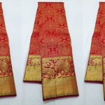 Red Color Kanchivaram Sarees