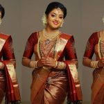 Stylish Kanchipuram Pattu Sarees In Red Color