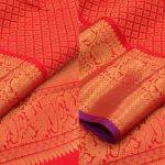 Latest Red Color Kanchivaram Sarees