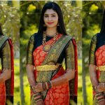 Stylish Red Color Kanchivaram Sarees