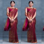Top Kanchipuram Pattu Sarees In Red Color
