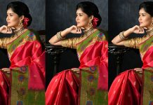 Red Color Kanchivaram Sarees | Kanchipuram Pattu Sarees In Red Color