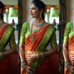 Latest Kanchipuram Pattu Sarees In Red Color