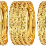 Set Bangles In Gold