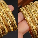 Top Set Bangles In Gold