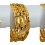 Top Set Bangles Gold