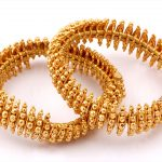 Latest Set Bangles Gold